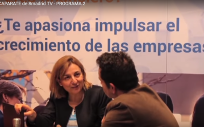 Reportaje de ToGrowfy en 8madrid TV