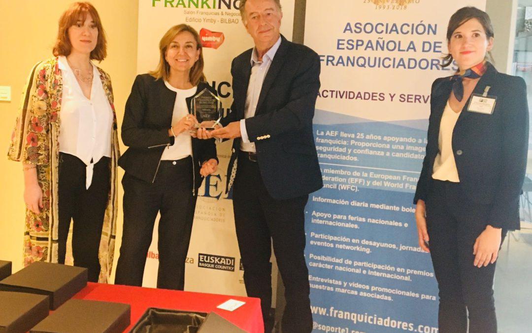 ToGrowfy gana el Premio Frankinorte 2018 al concepto de franquicia más novedoso