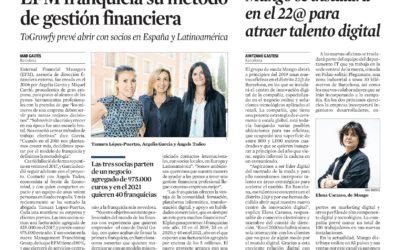 EFM franquicia su método de gestión financiera – La Vanguardia