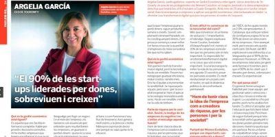 Entrevista a Argelia Garcia en Tot Sant Cugat