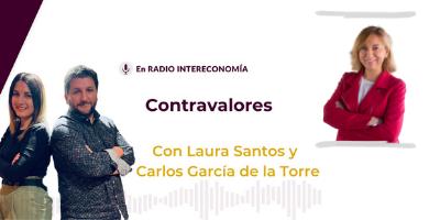 Entrevista a Argelia Garcia en Contravalores, de Radio Intereconomía